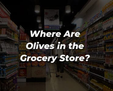 olives grocery store